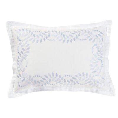 Batterson Pillow Case Color: Blue