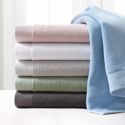 Cotton Hand Towel Color: Soot
