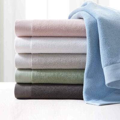 Cotton Bath Towel Color: Sky