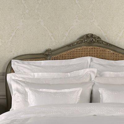 Batterson Sham Color: White, Size: Standard