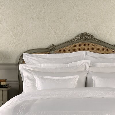 Batterson Pillow Case Color: White