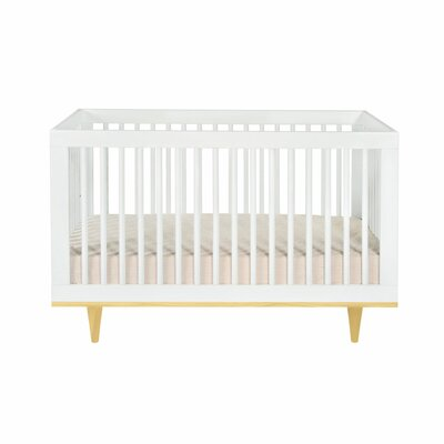 Baby Mod Marley 3-in-1 Convertible Crib W4901WN