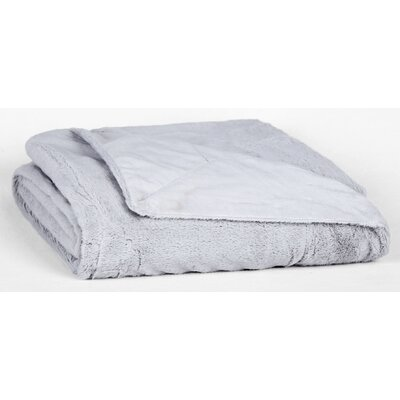 Bunnysoft� Throw Color: Platinum