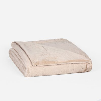 Bunnysoft� Throw Color: Cuban Sand