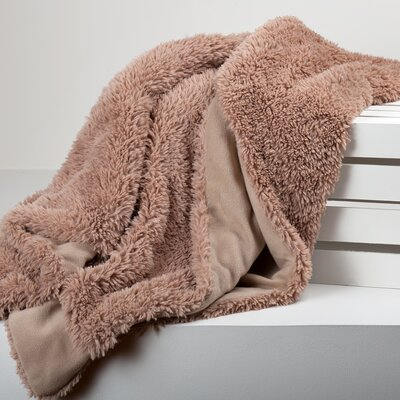 Norwegian Furry Luxe Throw