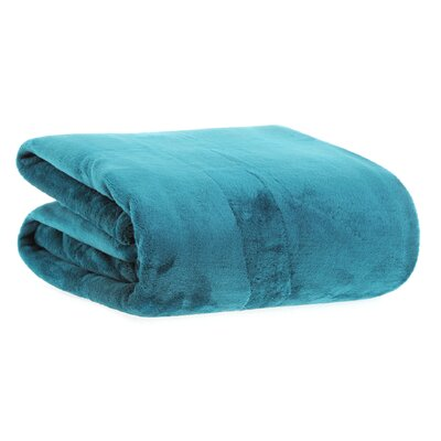 VelvetLoft� Throw Color: Pacific