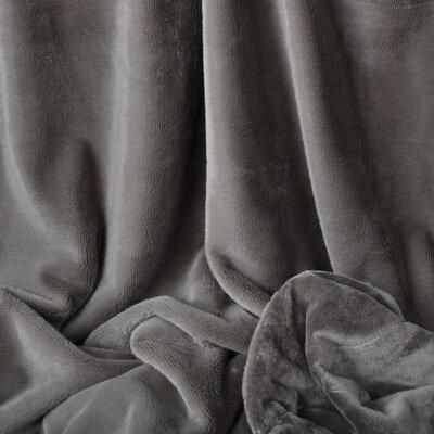 Soft and Snug Baby Blanket Color: Smoke