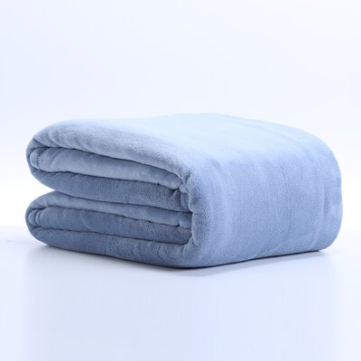 Classically Chic Blanket Size: Twin, Color: Arona