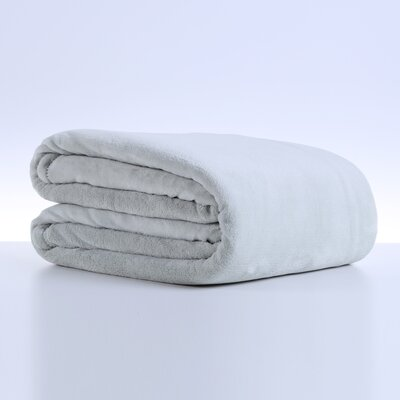 Classically Chic Blanket Size: Twin, Color: Sage