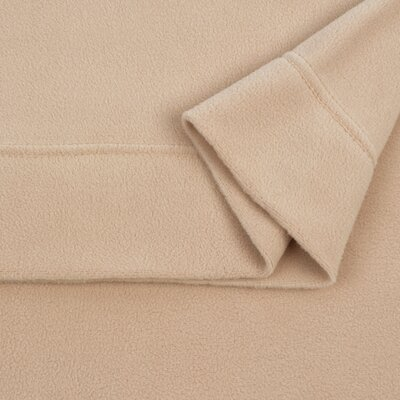 Microfleece� Pillow Case Color: Ivory