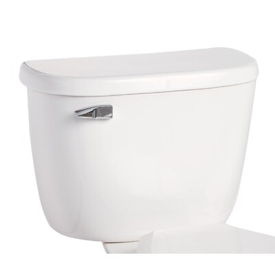 QuantumOne 1.0 GPF Toilet Tank Lever Location: Left-Hand