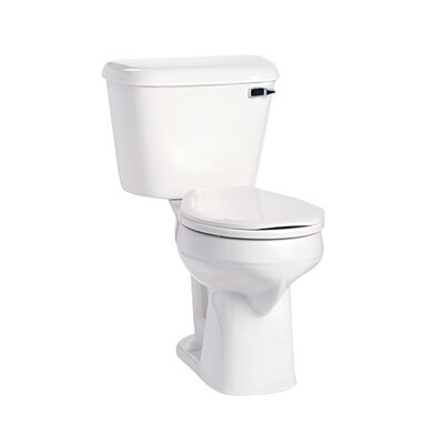 Alto SmartHeight 1.6 GPF Round Two-Piece Toilet Lever Location: Right-Hand