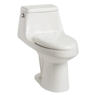 Aegean 1.28 GPF Elongated One-Piece Toilet