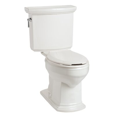 Barrett HET SmartHeight 1.28 GPF Elongated Two-Piece Toilet