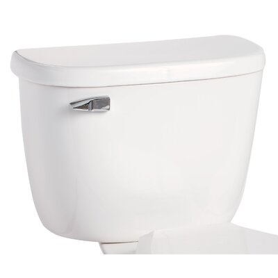 Quantum Pressure-Assist 1.6 GPF Toilet Tank Lever Location: Left-Hand