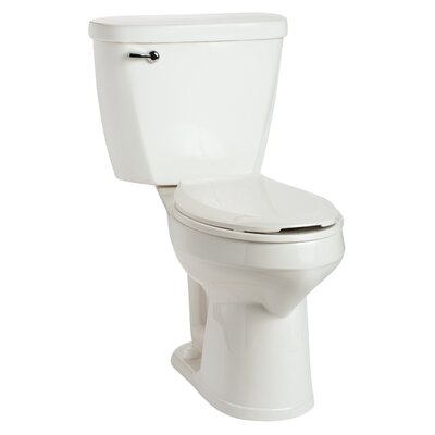 The Protector SmartHeight 1.6 GPF Elongated Two-Piece Toilet