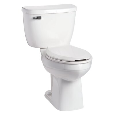 QuantumOne Pressure-Assist 1.6 GPF Elongated Two-Piece Toilet