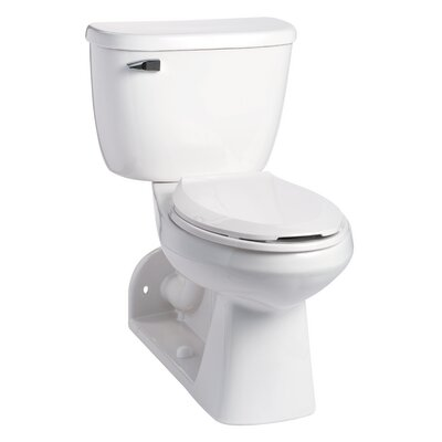 Quantum SmartHeight Pressure-Assist 1.6 GPF Elongated Two-Piece Toilet