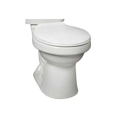 Cascade 1.28 GPF Round Toilet Bowl