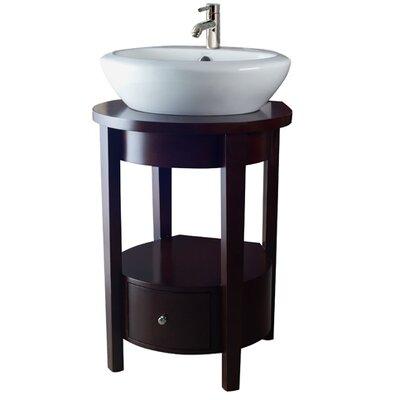 Enso 23 Single Bathroom Vanity Set