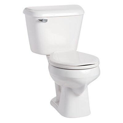Alto 1.6 GPF Round Two-Piece Toilet
