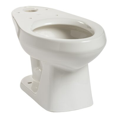 Quantum 1.6 GPF Elongated Toilet Bowl