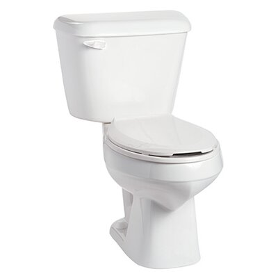 Alto 1.28 GPF Elongated Two-Piece Toilet