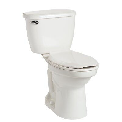 Cascade HET SmartHeight 1.28 GPF Elongated Two-Piece Toilet