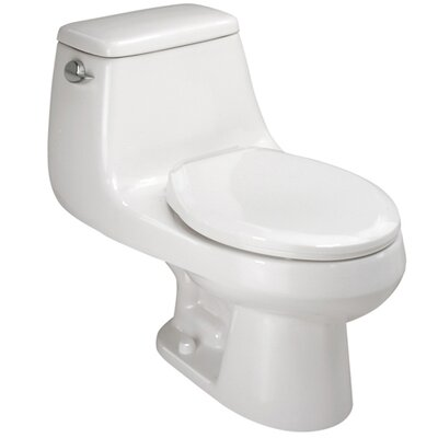 Aegean 1.6 GPF Elongated One-Piece Toilet