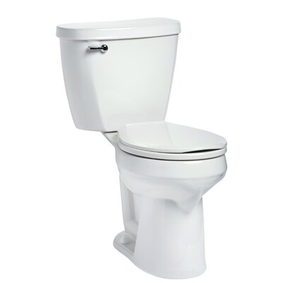 Summit 1.6 GPF Round Two-Piece Toilet