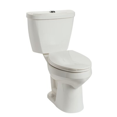 Summit HET SmartHeight Dual Flush Elongated Two-Piece Toilet