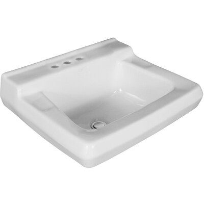 Willow Run 19.5 Wall mount Bathroom Sink