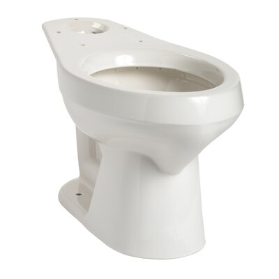 Summit Elongated Toilet Bowl
