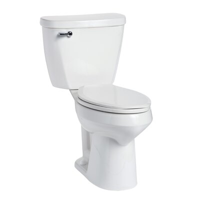 Summit SmartHeight 1.6 GPF Elongated Two-Piece Toilet