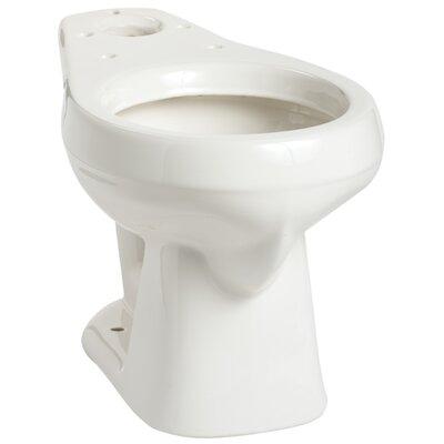 Alto 1.6 GPF Round Toilet Bowl