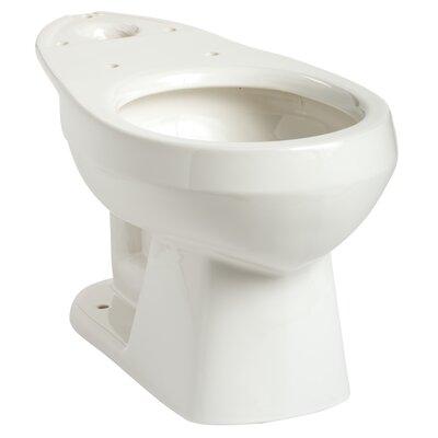 Quantum 1.28 GPF Round Toilet Bowl