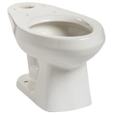 Quantum 1.28 GPF Elongated Toilet Bowl
