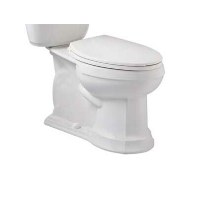 Montclair SmartHeight 1.28 GPF Elongated Toilet Bowl