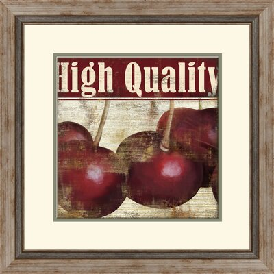 High Quality 2 Piece Framed Graphic Art Set 1-12000