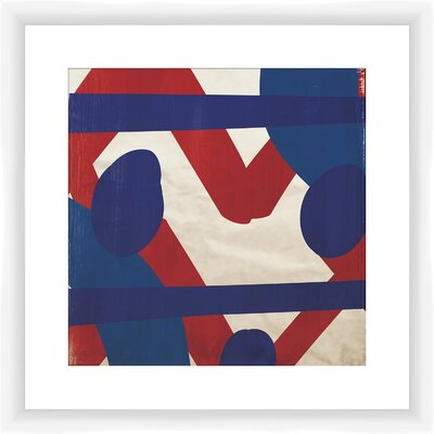 Energy Framed Painting Print 1-22260