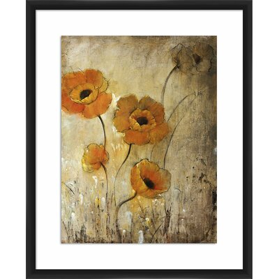 'Warm Beauty' Framed Painting Print 1-33247