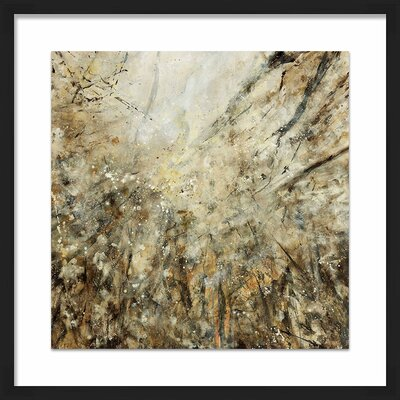 'Resin Branches' Framed Painting Print 1-33343