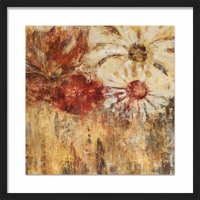 'Spring Mist' Framed Painting Print 1-33306