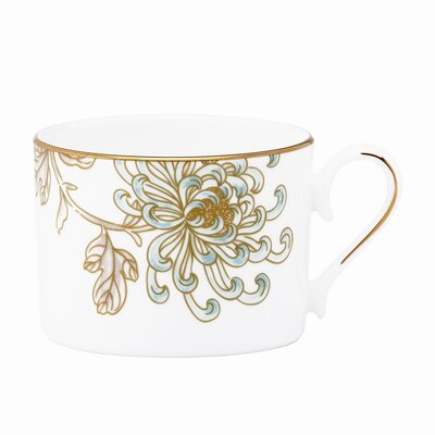 Painted Camellia Can Cup