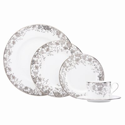 French Lace Dinnerware Collection-french Lace 8.5 Serving Bowl