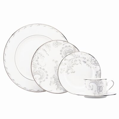 Paisley Bloom Dinnerware Collection-paisley Bloom Charger Plate