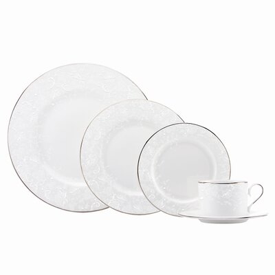Porcelain Lace 5 Piece Place Setting 819833