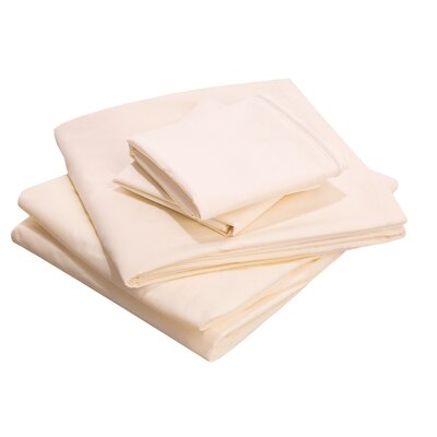 Carmon 200 Thread Count Fitted Sheet Size: Twin