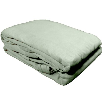 Solid Jersey Knit Sheet Set Color: Grey, Size: Full
