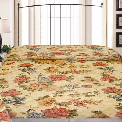 Palace Hotel Jacquard Bedspread Size: Full